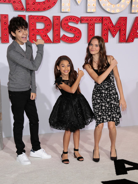 Premiere of STX Entertainment's 'A Bad Moms Christmas'