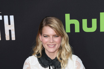 Emma Greenwell Celebrities Attend the Premiere of Hulu's 'The Path' at ArcLight Theatre