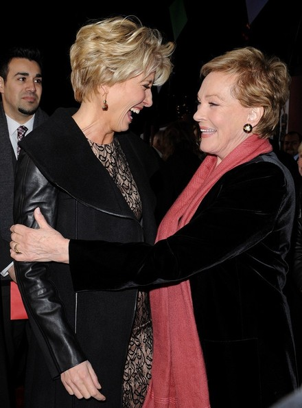 Emma Thompson and Julie Andrews Photos Photos - 'Saving Mr ...