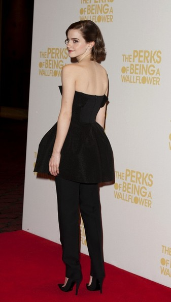 Emma Watson - 'Perks Of Being A Wallflower' Screening