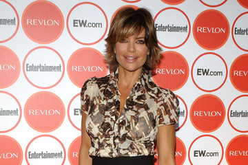 Lisa Rinna Entertainment Weekly's 4th Annual Pre-Emmy Party
