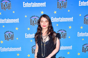 Julianna Margulies is seen at the Entertainment Weekly Comic-Con Celebration at Float at Hard Rock Hotel in San Diego, California.