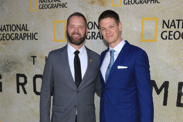 Eric Bourquin Premiere of National Geographic's 'The Long Road Home'
