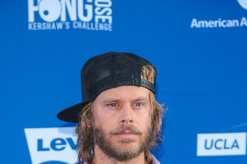 Eric Christian Olsen Clayton Kershaw's 5th Annual Ping Pong 4 Purpose Celebrity Tournament