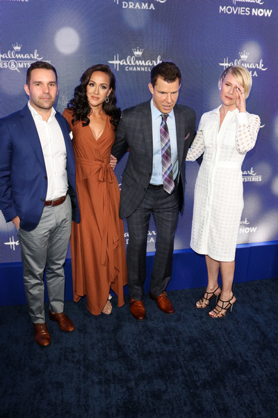 Hallmark Channel And Hallmark Movies And Mysteries Summer 2019 TCA Press Tour Event - Arrivals
