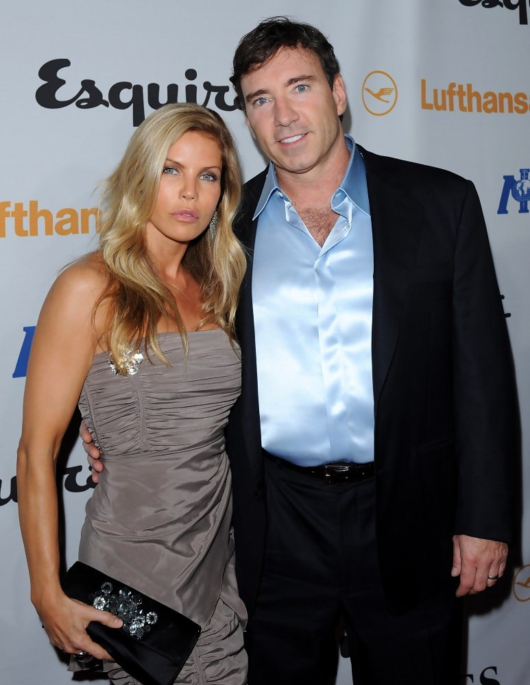 Garth Fisher and Jessica Canseco Photos Photos - Esquire House LA ...