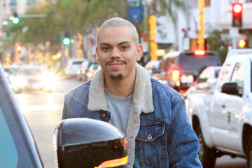 Evan Ross Ashlee Simpson Goes out with Baby Jagger