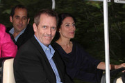 Hugh Laurie and Lisa Edelstein Photos Photo