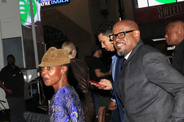 Forest Whitaker Forest Whitaker Outside 'Black Panther' Premiere at Dolby Theatre