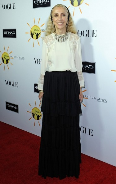 Stars at the Dream for Future Africa Foundation Gala