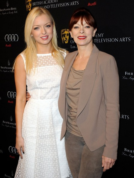Frances Fisher and Francesca Eastwood Photos Photos ...