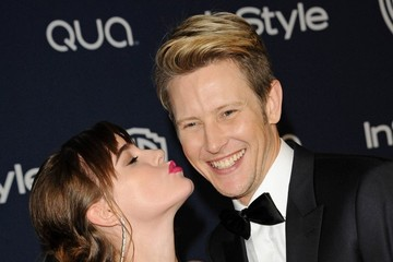 Gabriel Mann Arrivals at the InStyle/Warner Bros. Golden Globes Party