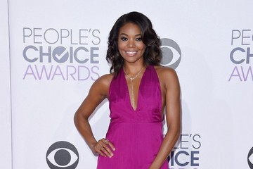 Gabrielle Union Arrivals at the People's Choice Awards