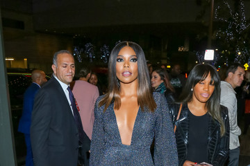 Gabrielle Union Celebrities Outside the 'Sleepless' Premiere