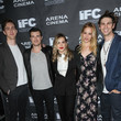 Gage Golightly Celebrities Attend the 'Cabin Fever' Premiere