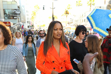 Garcelle Beauvais Garcelle Beauvais Outside TCL Chinese Theatre