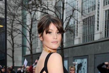 Gemma Arterton Olivier Theatre Awards 2015 Arrivals