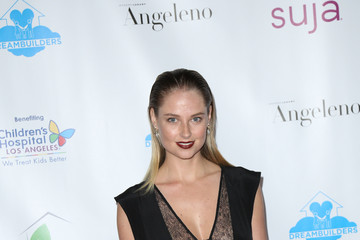 Genevieve Morton Celebrities Attend the Dream Builders Project 3rd Annual 'A Brighter Future for Children' Charity Gala at Taglyan Cultural Complex