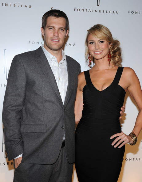 Is geoff stults still dating stacy keibler