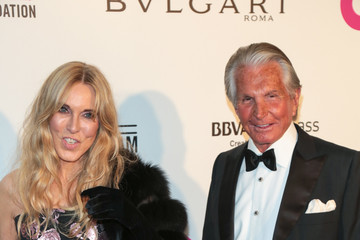 George Hamilton 26th Annual Elton John AIDS Foundation's Academy Awards Viewing Party