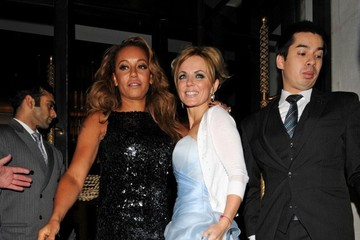 Geri Halliwell Celebs at the Viva Forever After Party 2