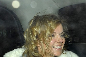 Geri Halliwell Geri Halliwell Out Late in London 2