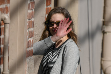 Gillian Jacobs Gillian Jacobs Keeps It Casual and Cute