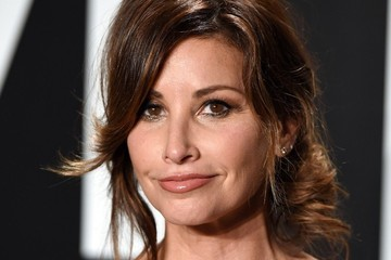 Gina Gershon Celebs at the Tom Ford 2015 Womenswear Presentation