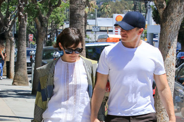 Ginnifer Goodwin Ginnifer Goodwin And Josh Dallas Step Out Together In LA