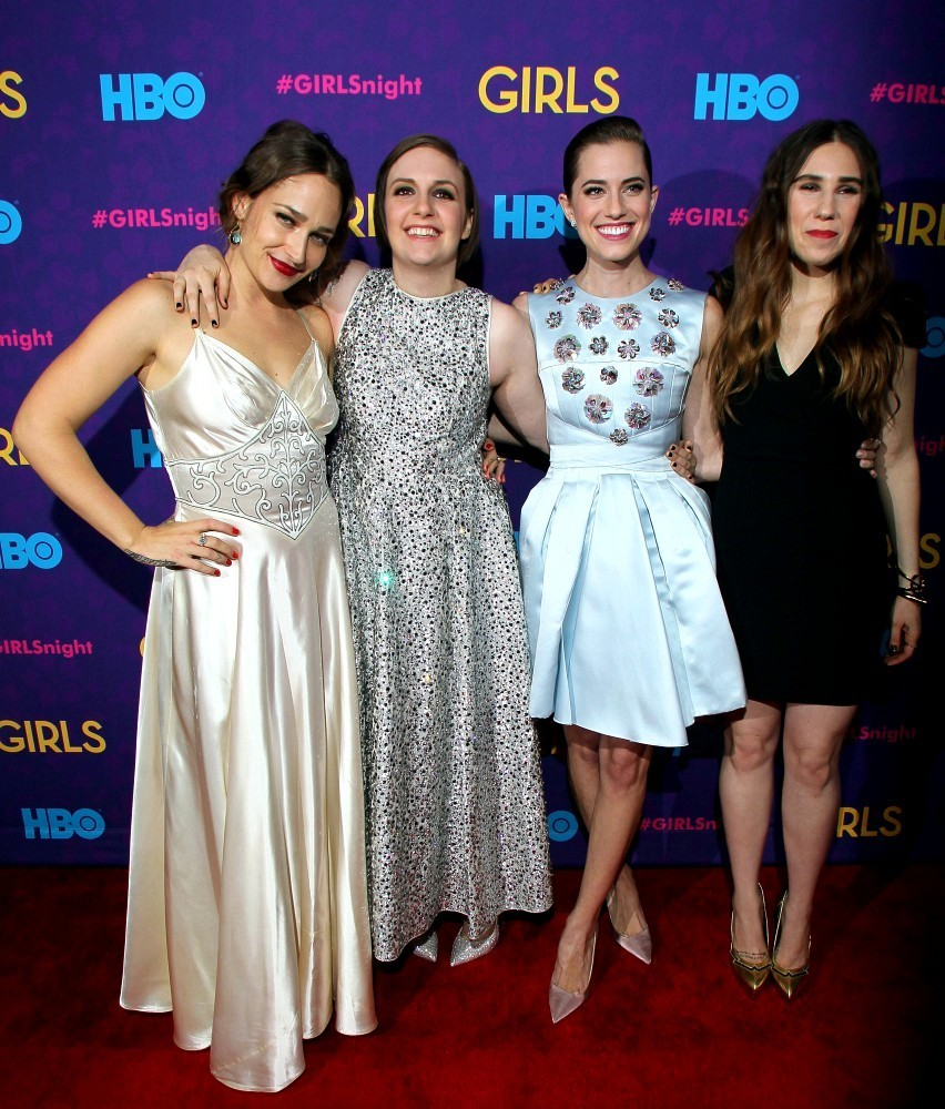 'Girls' Season 3 Premiere Event