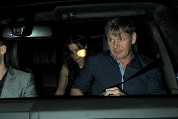 Gordon Ramsay Victoria Beckham Celebrates Her Birthday