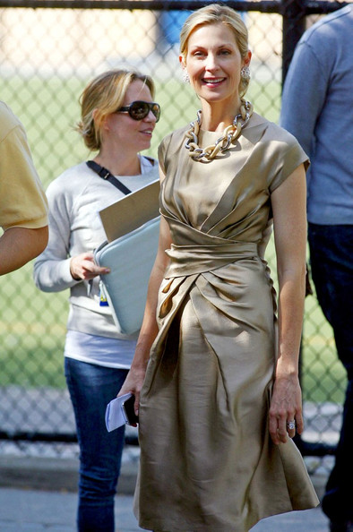 Kelly Rutherford on gossip girl