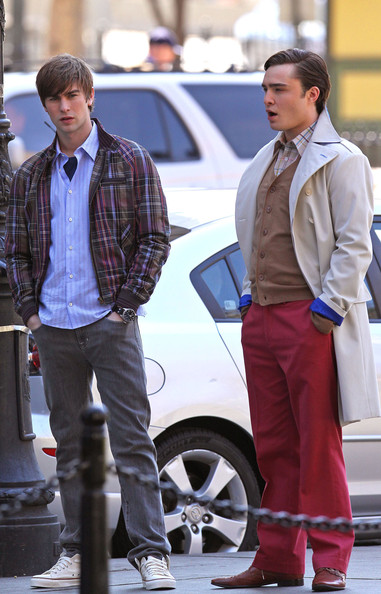 chace crawford and ed westwick. Chace Crawford and Ed Westwick
