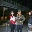 Grace Fulton Meagan Good And Grace Fulton Outside 1 Hotel West Hollywood