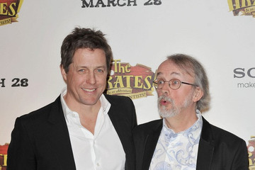 """Hugh Grant Peter Lord Hugh Grant at the Premiere of """"The Pirates! in an Adventure with Scientists"""""""