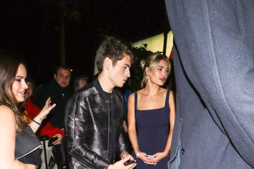 Gregg Sulkin Michelle Randolph Is Seen Outside Entertainment Weekly's SAG Awards Party At Chateau Marmont