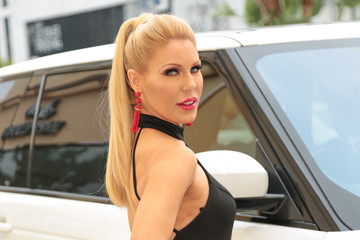 Gretchen Rossi Gretchen Rossi Is Seen Outside Impressions Vanity in West Hollywood