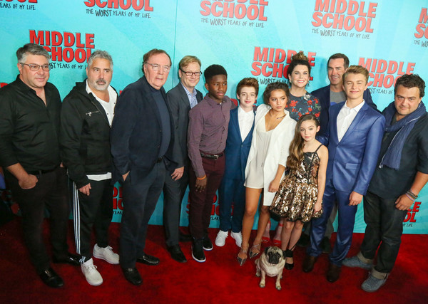 Premiere of CBS Films' 'Middle School: The Worst Years Of My Life' []