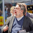 Guillermo del Toro Guillermo Del Toro And Friends On The Hollywood Walk Of Fame