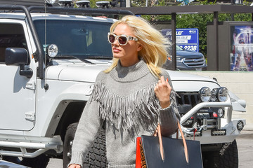 Gwen Stefani Gwen Stefani And Her Son Kingston Go Out In L.A.