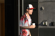 Hailey Baldwin And Justin Bieber Seen In Los Angeles