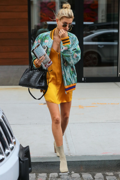 Hailey Baldwin Is Seen Out in New York