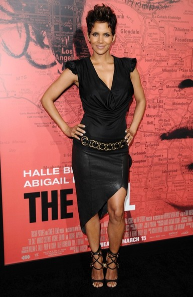 Halle Berry - 'The Call' Premieres in Hollywood