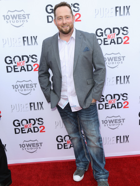 Premiere of Pure Flix Entertainment's 'God's Not Dead 2' at Directors Guild of America