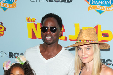 Harold Perrineau Premiere of Open Road Films' 'The Nut Job 2: Nutty By Nature'