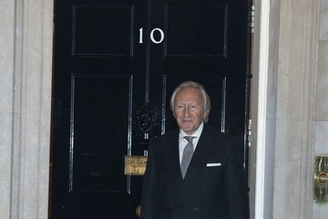 Harold Tillman Downing Street Reception in London