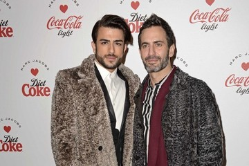 Harry Louis Diet Coke and Marc Jacobs Launch Partnership