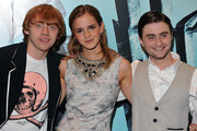 Photocall for 'Harry Potter and the Half-Blood Prince' at Claridges Hotel in Mayfair.