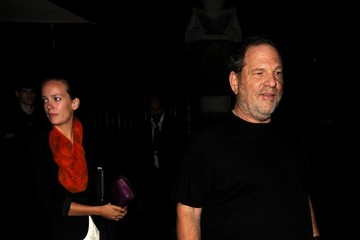 Harvey Weinstein Celebs Get Dinner at Chiltern Firehouse