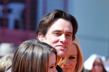 "Jim Carrey Jane Carrey ""Horton Hears a Who!"" World Premiere"